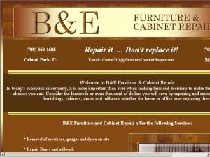 Bu0026E Furniture U0026 Cabinet Repair